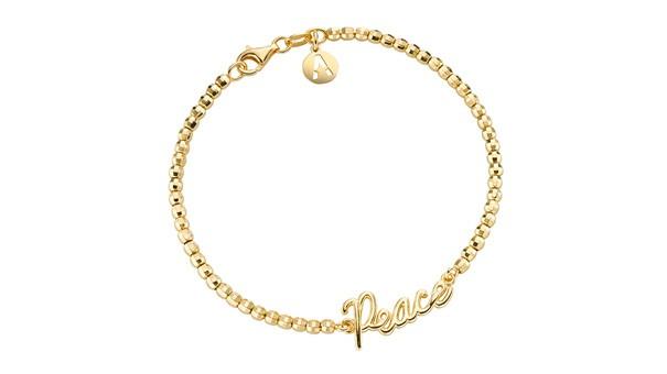 bracelet peace ALEKS STERNEN
